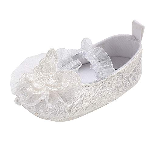 eb21dbdee8 Innerternet Scarpine Neonato da Ginnastica da Bambino Scarpe Bimbo bebé  Primi Passi Scarpe da Principessa 0 ...