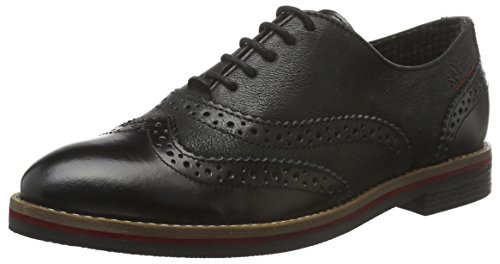 s.Oliver Damen 23612 Oxford Schwarz (Black 1)