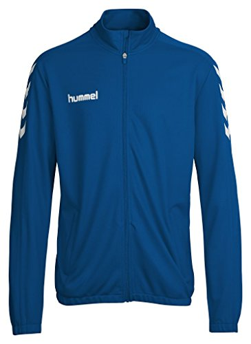 Hummel Jungen Jacke Core Poly Jacket, True Blue, 116