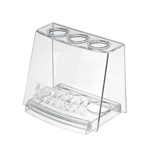 B & Y acrilico protezione ambientale spazzolino Holder