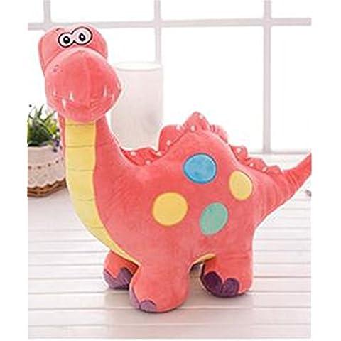 Dinosaurio De la Historieta De la Muñeca De La Muñeca De Muñecos De Peluche Juguetes Muñecas Grandes Infantiles Juguetes Encantadores (M (50 * 70 cm),