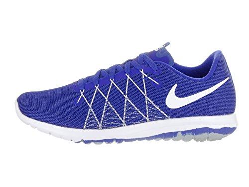 Nike Bambino RCR BL / White-WLF Gry-DP RYL BL Scarpe Running Blu (Azul (Rcr Bl / White-Wlf Gry-Dp Ryl Bl))