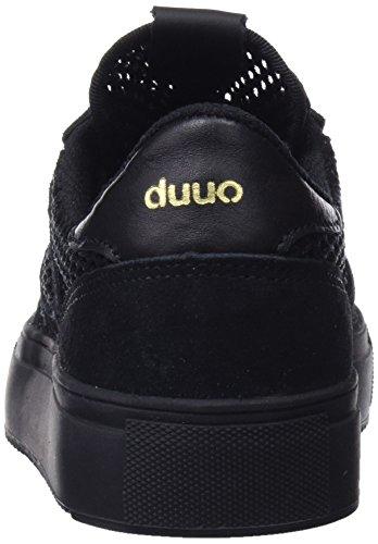 DUUO Radio, Sneaker Donna Nero