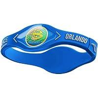 Power Balance Orlando - Muñequera, tamaño L, Color Azul