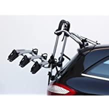 Peruzzo 660/3 Firenze Portabicicletas Trasero de Aluminio para 3 Bicicletas