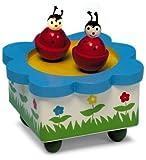 Spieluhrenwelt 43706 Die Tanzmarienkäfer