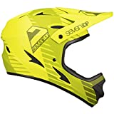 7iDP Casco Integrale Mtb 2019 M1 Tactic Lime-Mid-Verde Scuro Verde (Xl, Giallo)