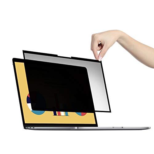 VistaProtect Filtro Privacy Premium Pellicola de Protezione per Laptop e Computer Portatile Schermo con Schermo Vetro A Bordo Piatto