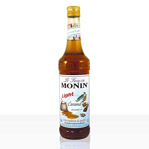 Monin Sirup Karamel Light zuckerfrei 700 ml