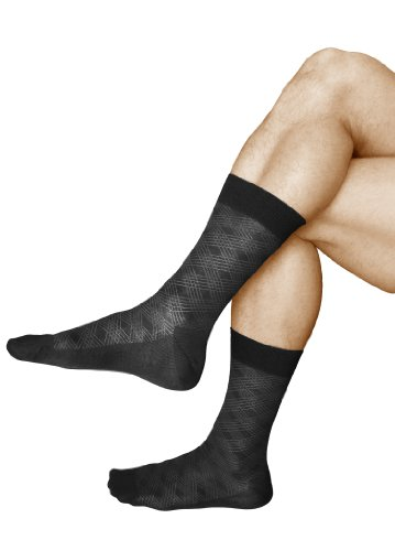 3-pairs-mens-cotton-dress-socks-patterned-mid-calf-length-merserised-cotton-vitsocks-classic-6-75-bl