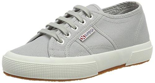 Superga 2750 Cotu Classic, Unisex Adults' Low-Top Sneakers, Grey (Lt Grey), 7...