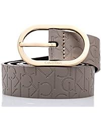 CALVIN KLEIN - Femme ceinture avec logo mish4 logo belt