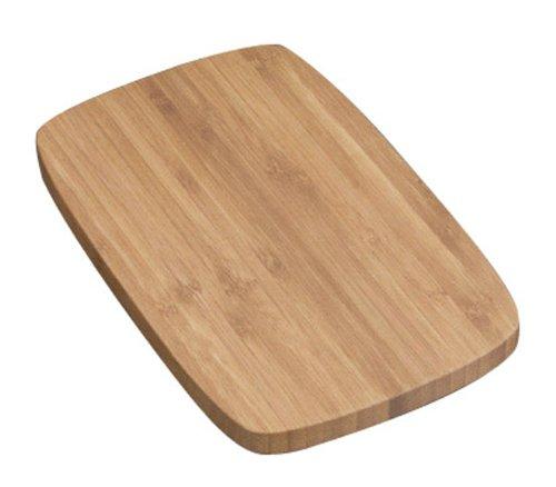 Metaltex Tabla de cortar rectangular para cocina, bambú, 25x16 cm