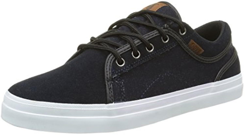 DVS Shoes Herren Aversa Skateboardschuhe  Dunkelblau  Billig und erschwinglich Im Verkauf