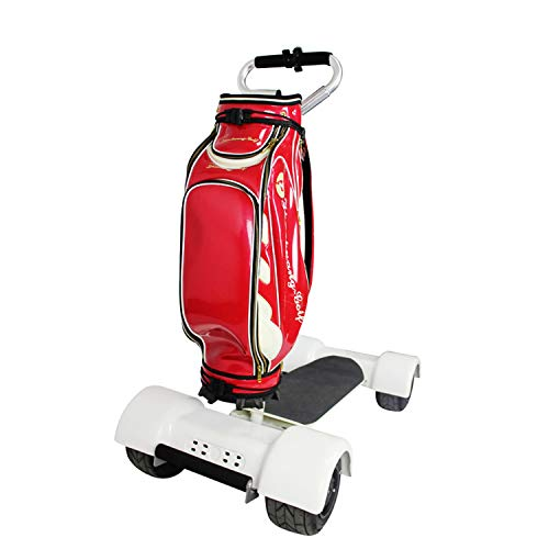 ESWING 1000 W 4-Rad-Golfwagen, 60 V 18,2-Lithiumbatterie, Golfplatzroller