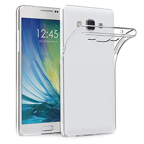 IVoler Funda Carcasa Gel Transparente Compatible Samsung