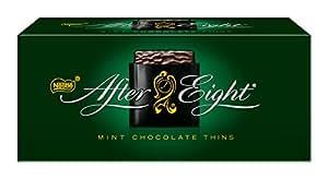 AFTER EIGHT Sfoglie di cioccolato fondente con ripieno fondant alla menta 200g