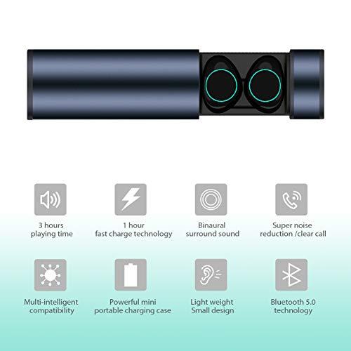 Zoom IMG-3 holyhigh auricolari bluetooth 5 0