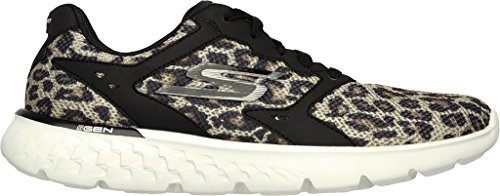 Skechers - Go Run 400, Scarpe sportive Donna Animalier
