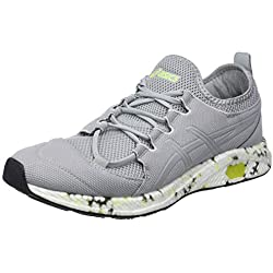 Asics Hypergel-sai, Zapatillas de Running para Hombre, Gris Mid Grey 020, 40.5 EU