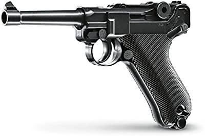 Umarex U25874. Pistola airsoft P08 Legends Co2. Calibre 6mm. 2 Julios de potencia