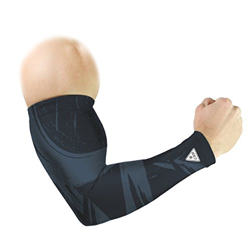 Le Gear Fury Series Arm Sleeves (Navy Indigoish, Free Size)