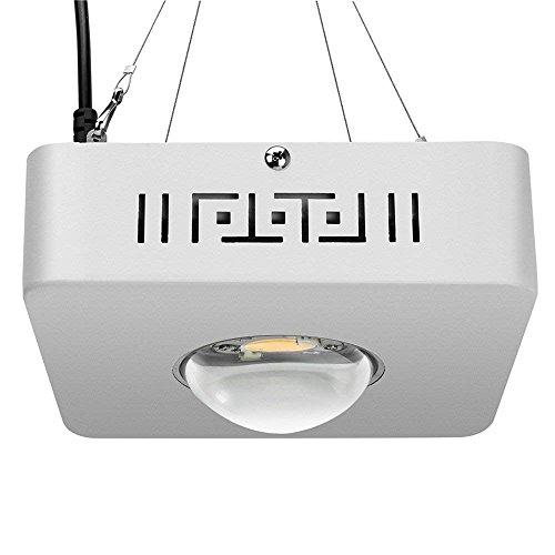 LED Pflanzenlampe LED Grow Wachstumslampe Pflanzenleuchte Vollspektrum 200W für Innen- Gewächshaus Grow Box Veg Keimung Blühen[EnergieklasseA+++]