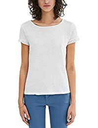 edc by Esprit Women's 037cc1k012 Long Sleeve Top