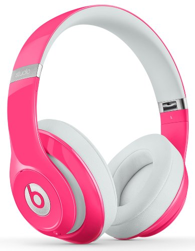 Preisvergleich Produktbild Beats by Dr. Dre BTS900-00223-31 Studio 2.0 Over-Ear Kopfhörer rosa