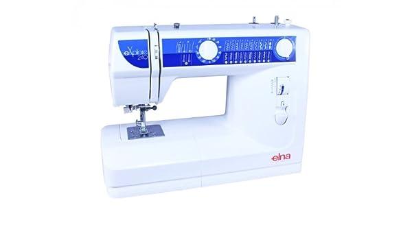 Elna Sewing Machine Model 40ex Amazoncouk Kitchen Home Extraordinary Elna Sewing Machine Models