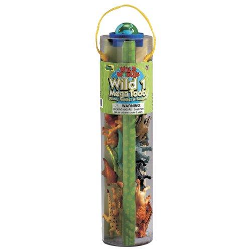 Safari Ltd Mega Wildtiere Set 1 Toob