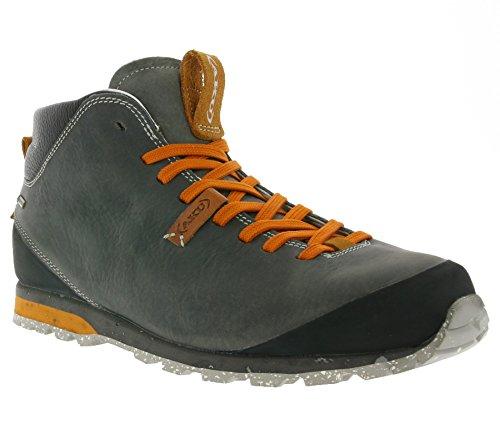 AKU BELLAMONT FG MID GTX Unisex-Erwachsene Outdoor Fitnessschuhe Grau-Orange