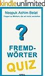 Fremdwörterquiz: Fragen zu Wörtern, d...