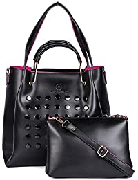 Auriel Women's PU Leather Handbag