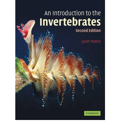 [ AN INTRODUCTION TO THE INVERTEBRATES ] By Moore, Janet ( AUTHOR ) Sep-2006[ Paperback ]