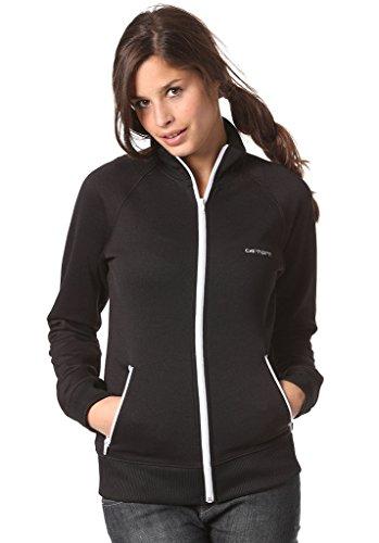 Carhartt - Jersey W´Gym Jacket (S, Negro)