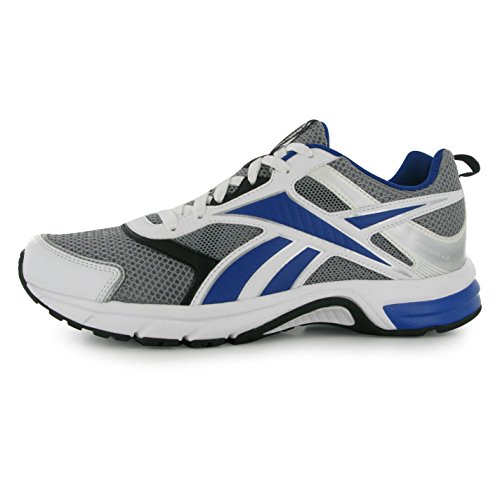 Reebok Hommes Pheehanrun 4 Sn00 Chaussures Baskets A Lacets Sneakers Running Grey/Blk/Blue