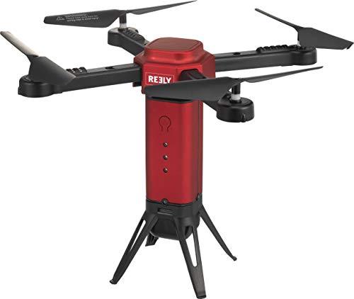 Preisvergleich Produktbild Reely Rocket Drone Quadrocopter RtF Kameraflug,  First Person View