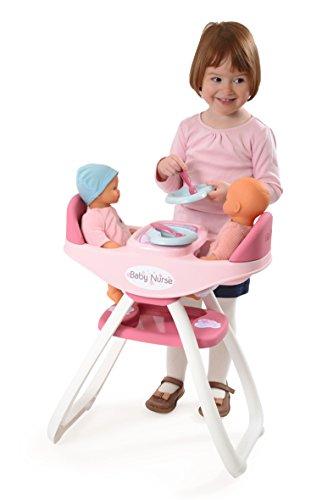 Baby Nurse - Hochstuhl mit zwei Sitzen