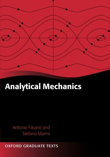 Analytical Mechanics: An Introduction (Oxford Graduate Texts)