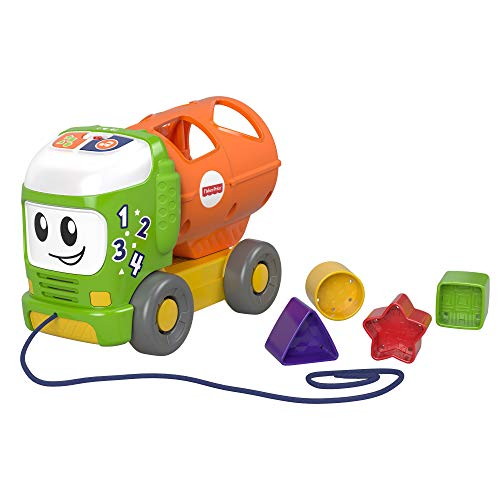 Fisher-Price-GFY41 Juguete, Multicolor (Mattel GFY41)