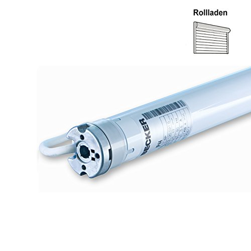 Preisvergleich Produktbild Becker R8/17RP Rollladenantriebe für Wickelwellen ab Ø 50 mm 8Nm