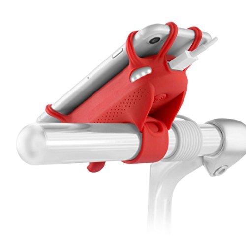 Handy Halterung Bike Halter Smartphone Bike Wiege mit eingebauter Akku Ladegerät/Bike Power 6700