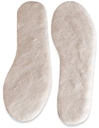 Nordvek - Semelles intérieures de qualité - peau de mouton/laine d'agneau - adulte/enfant - # 499-100