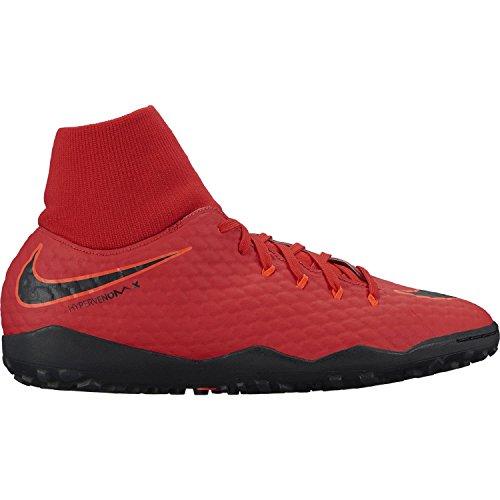Nike Ic Homme Rosso Df università 3 Rosso E De Cremisi Chaussures Brillante 616 Calcio Phelon Hypervenomx Nero 4xrqT4H