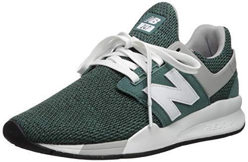 New Balance Herren 247v2 Deconstructed Sneaker, Blau Dark Agave, 40.5 EU -