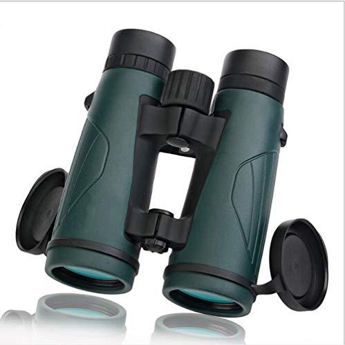 Télescope Jumelles Fort grossissement 10x42 Imperméable Vision nocturne à faible niveau de lumière Étanche à l'azote Convient pour la randonnée en plein air, des jeux pittoresques, des concerts et des concerts