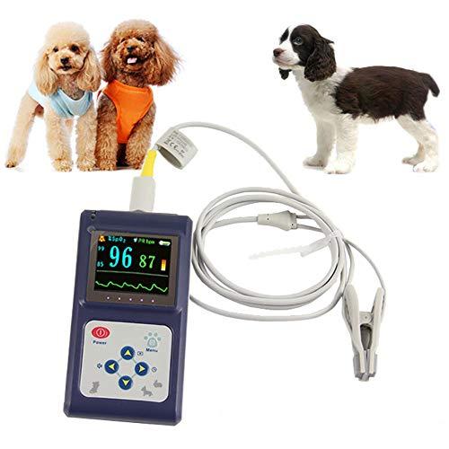 SJZV Tier-Pulsoximeter mit hoher Qualität für Haustiere geeignet