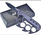 Outdoor Knife Shop Multifunzione all'aperto Coltello Pieghevole a Mano Coltello Piegatura a Ruota Calda Portatile Coltello