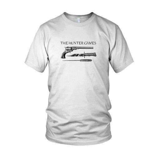 Winchester Bros. The Hunter Games - Herren T-Shirt Weiß